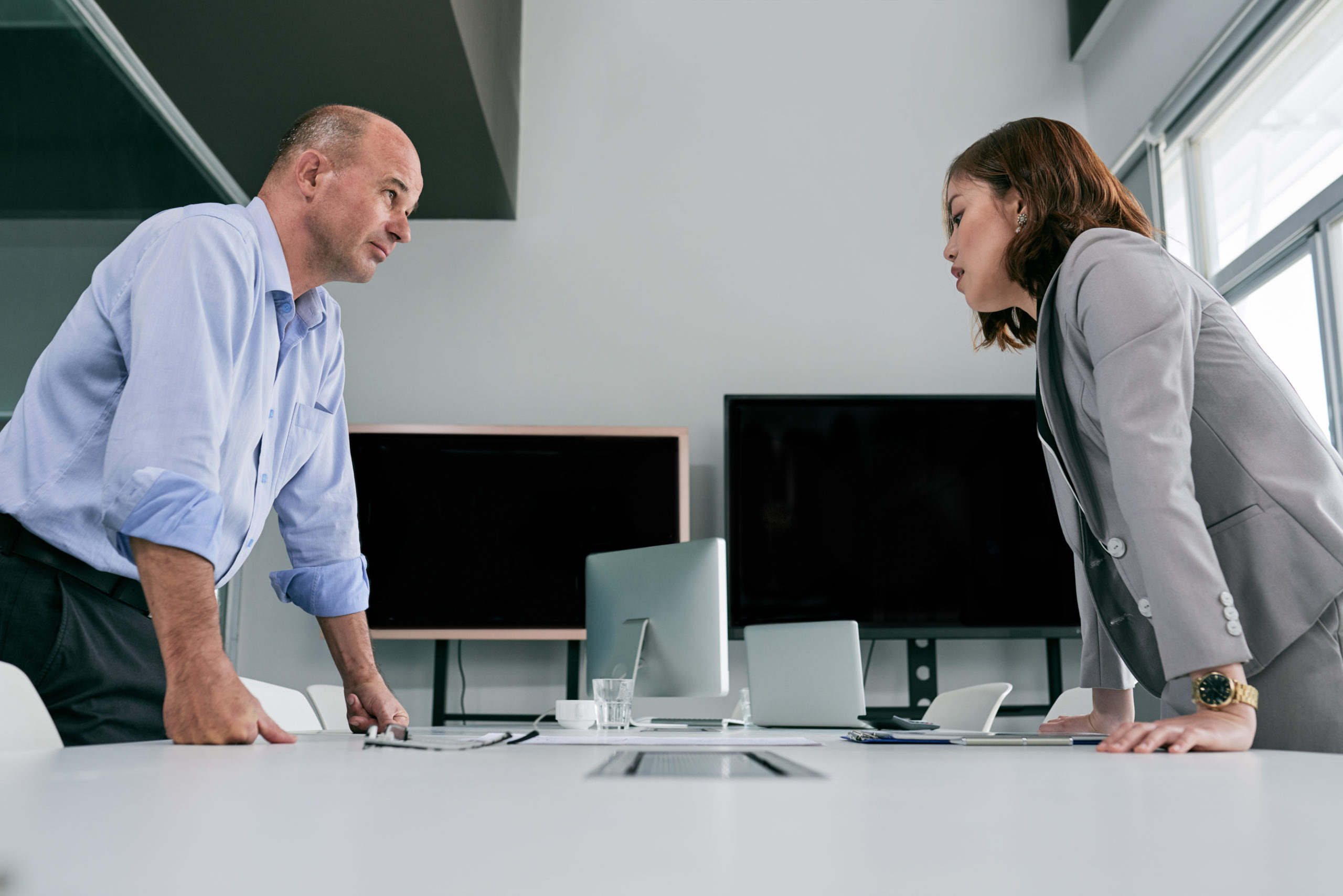 Executive Leadership Podcast #103: If You Don't Step Up to Conflict, Conflict Will Step Up to You