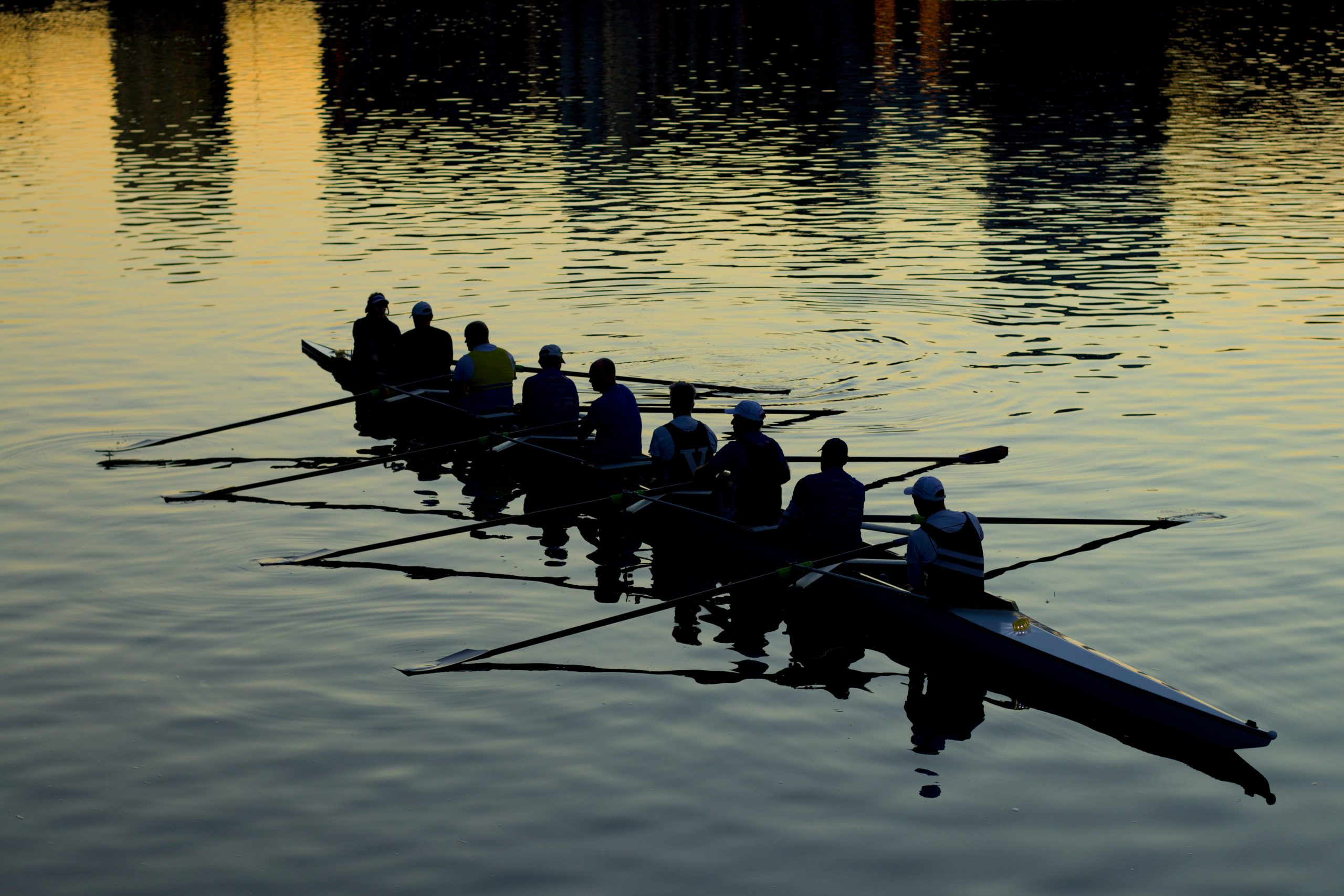 Executive Leadership Podcast #113: Turning Watchers into Rowers